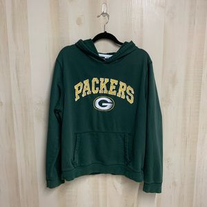 Green Bay Packers Pull Over Size XL